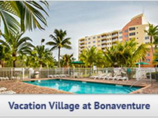 VACATION VILLAGE AT BONAVENTURE  , WESTON ,FLORIDA - Weston vacation rentals