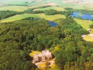 Dunskey Castle & 2000-acre Estate on the sea - Portpatrick vacation rentals