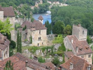 Medieval Home with Garden~St Cirq Lapopie village - Saint-Cirq-Lapopie vacation rentals