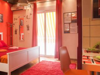 Central & stylish 1 double bed flat - Athens vacation rentals