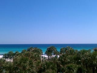 High enough for a nice view. Tram Included. $150 winter rates - Destin vacation rentals