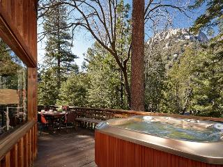 "Perfect ""Lily Rock Lodge' With Amazing Views spa and pool table - Idyllwild vacation rentals"