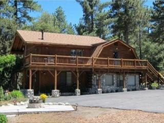 Cabin, 4 bedrooms, 2 bathrooms, (Sleeps up to 10 in Beds) - Idyllwild vacation rentals