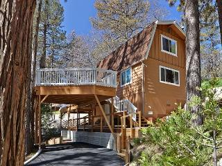 "Lovely ""Shea-D Pines"" Cabin with Wrap-Around Deck - Idyllwild vacation rentals"