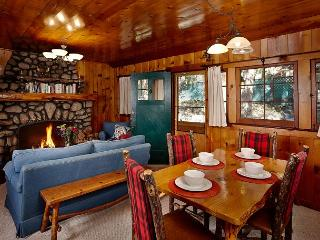 Coyote Moon Vintage 1930's Home With Views of Strawberry Creek - Idyllwild vacation rentals