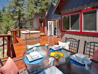 Wonderful property, walk to town, spa and great views - Idyllwild vacation rentals