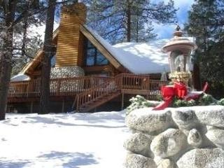 Rejuvenating Luxurious Mountain Log Home Tucked away in Idyllwild, Ca - Idyllwild vacation rentals