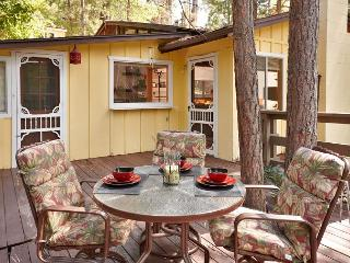Charming Lemon Lily Cabin with Deck and Hot Tub - Idyllwild vacation rentals