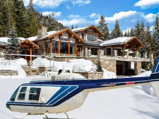 Belmont Estate - Luxury + Guest House and Heli-pad - Whistler vacation rentals