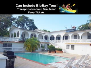 House with pool up to 20 next to Sun Bay beaches - Esperanza vacation rentals