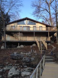 2 bedroom House with A/C in Lake Ozark - Lake Ozark vacation rentals