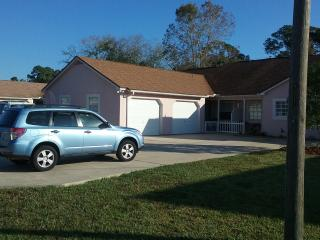 Coral Reef Duplex - Palm Coast FL - Palm Coast vacation rentals