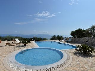 Luxury Villa with Private Pool - Gaios vacation rentals