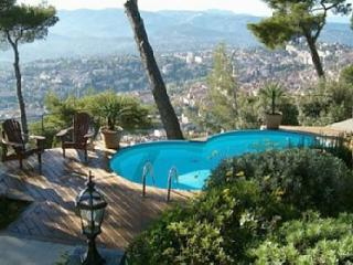 180°  Sea View, Lovely Stone Villa & Pool - Grasse vacation rentals