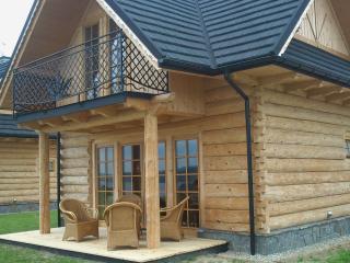 Caloroczne domki Pasja. GÓRALSKI - Kluszkowce vacation rentals
