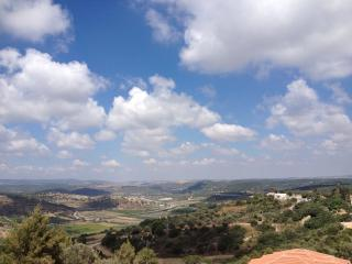 Brand new villa with a view in Zikhon's heart - Zichron Yaakov vacation rentals