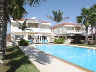 Pearl 4 bedroom seafront villa - Pervolia vacation rentals