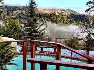Magical Mountain Retreat in Marvelous Marin County - Fairfax vacation rentals