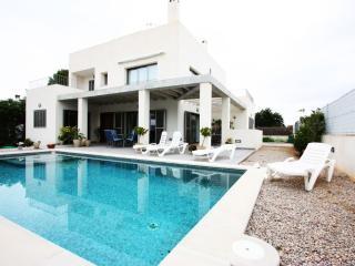 Spacious Villa Balena with a private swimming pool - Sa Rapita vacation rentals