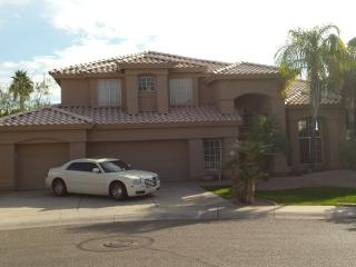 Beautiful Home in Arrowhead! - Arizona City vacation rentals