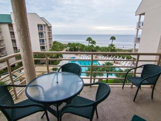 Beautiful 2 Bedroom Ocean-Front Condo in Palmetto - Hilton Head vacation rentals