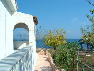 Apartments on the sandy beach on Corfu island (2) - Lefkimi vacation rentals