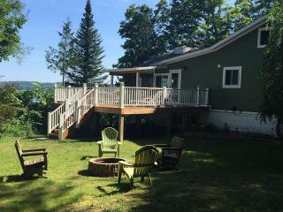Hill Top Hideaway-Spectacular View 1/2 block beach - Beulah vacation rentals