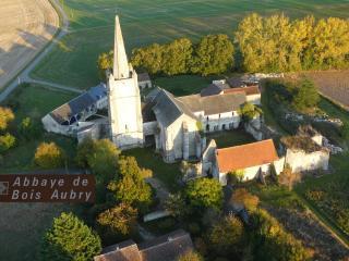 Le grenier à grains/Abbaye de Bois-Aubry - Luze vacation rentals