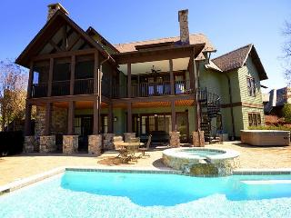 Mountain Escape at Bright's Creek -Enjoy fantastic Views while relaxing poolside - Mill Spring vacation rentals