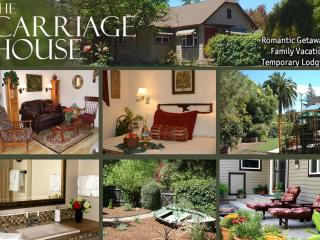 Carriage House, Historic Cottage/Downtown Lakeport - Lakeport vacation rentals