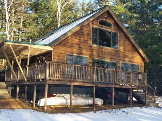 Riverside 3 bedroom/bath cabin near Baxter Park - Millinocket vacation rentals