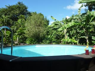 Beautiful Gite with Deck and Internet Access - Deshaies vacation rentals