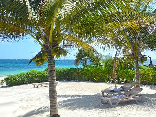 2 BR BEACH CONDO CASA DEL MAR 2  IN PUERTO MORELOS - Puerto Morelos vacation rentals