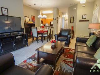 Heavenly Bliss - Ground Floor condo with Courtyard view in Oakwater Resort - Kissimmee vacation rentals