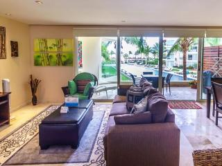 Elegant Ocean View Perfectly Situated Just Steps From Pool & Beach! - Riviera Maya vacation rentals