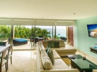 Corner Penthouse with unobstructed views of the Ocean! - Riviera Maya vacation rentals