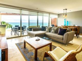 EMBASSY PENTHOUSE BEACHFRONT - Playa del Carmen vacation rentals