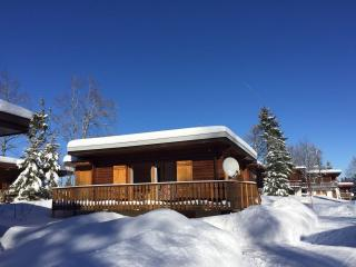 Cozy 1 bedroom Les Rousses Chalet with Balcony - Les Rousses vacation rentals