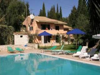 Nafsika House with Shared Pool In Kalami Corfu - Kalami vacation rentals