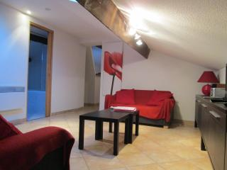 Stylish 2 Bedroom Loft Apartment in Central Agde - Agde vacation rentals
