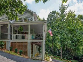 Beautiful House with Deck and Internet Access - Montreat vacation rentals