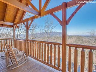 Luxurious Cabin with Views! (Sleeps 16) January Special from $159!!! - Sevierville vacation rentals