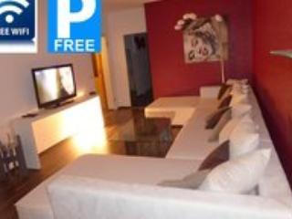 Sonnige Wohnung für 4 Nähe Zentrum, free Wi-Fi - Jena vacation rentals