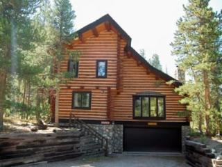 Lenawee Log Home - Free Lift Tickets with the rental of this log home! - Keystone vacation rentals