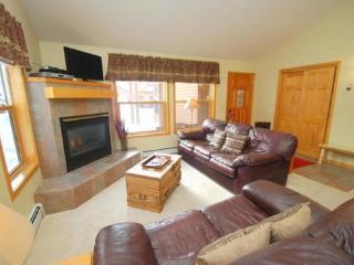 Snake River Village 26 - Walk to slopes, ground floor, washer/dryer, private garage! - Keystone vacation rentals