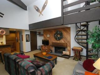 Wild Irishman 1029 - Sleeps 6, on shuttle route, outdoor heated pool and hot tub on site! - Keystone vacation rentals