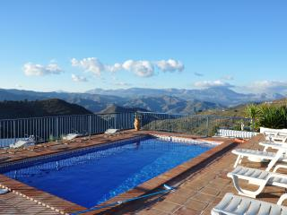 Casa Mayor Yoga Retreat No RTA: CR/MA/00783 - Comares vacation rentals