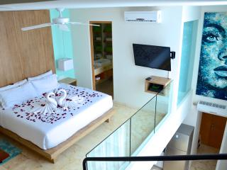 Beautiful Apartment 314-N with private terrace - Playa del Carmen vacation rentals