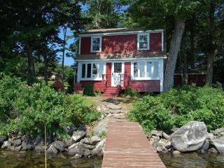 Beautiful Cottage with Internet Access and Water Views - Damariscotta vacation rentals