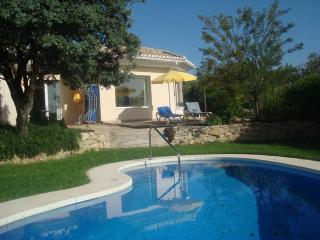 FIRST LINE GOLF COURSE VILLA,  located in prestigious Antequera Golf Course - Antequera vacation rentals